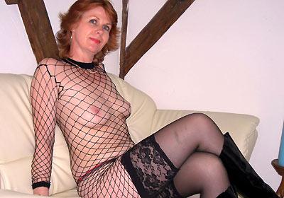 Gisela die Webcam Oma