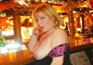 Linda: Sexy alte Votze Live
