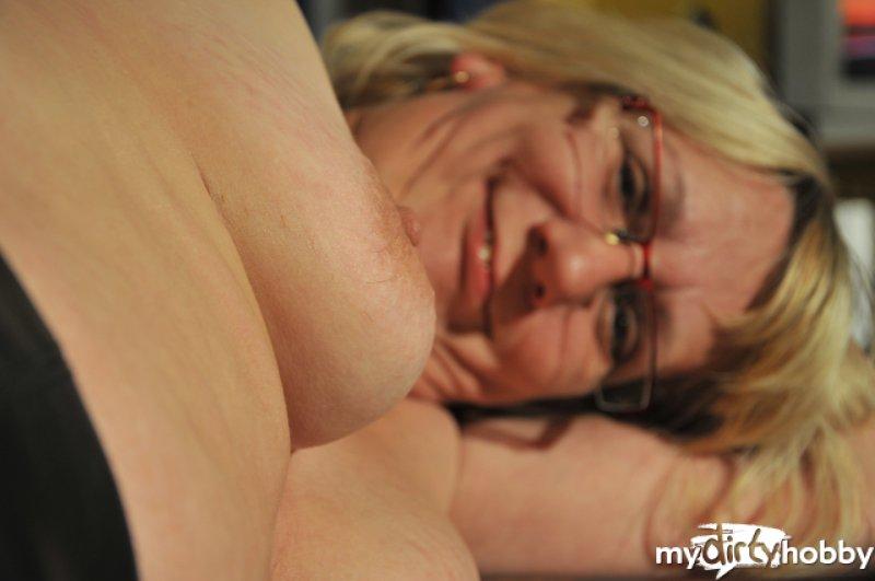 Das ist sie: Oma Bea